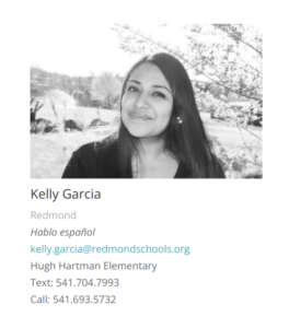 Fan Advocate's Contact Information